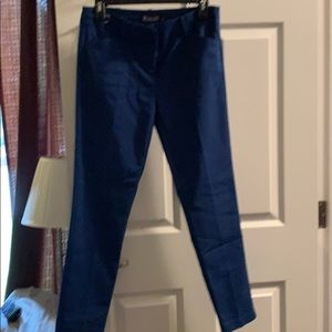 Skinny leg Blue pants from New York And Company